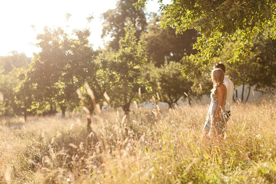 kärlekspar vid Tyresö Slott, fotograferat av Jane Haglund Photography
