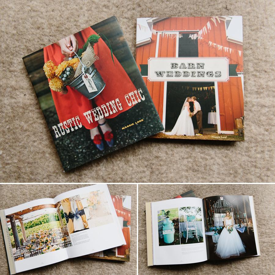 Rustic Wedding Chic & Barn Weddings by Maggie Lord